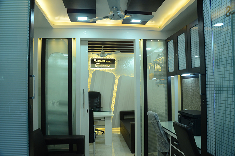 Shanker Travels - Kanpur Office (Interior View)